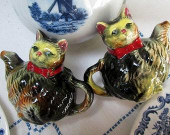 Kitty Teapot Table Decorations, Set of 2, Children's Tea