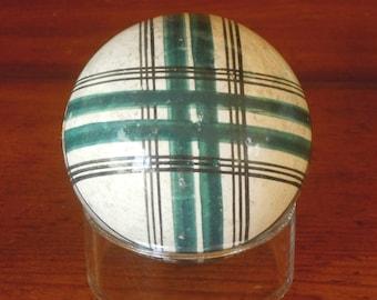 Antique Carpet Ball