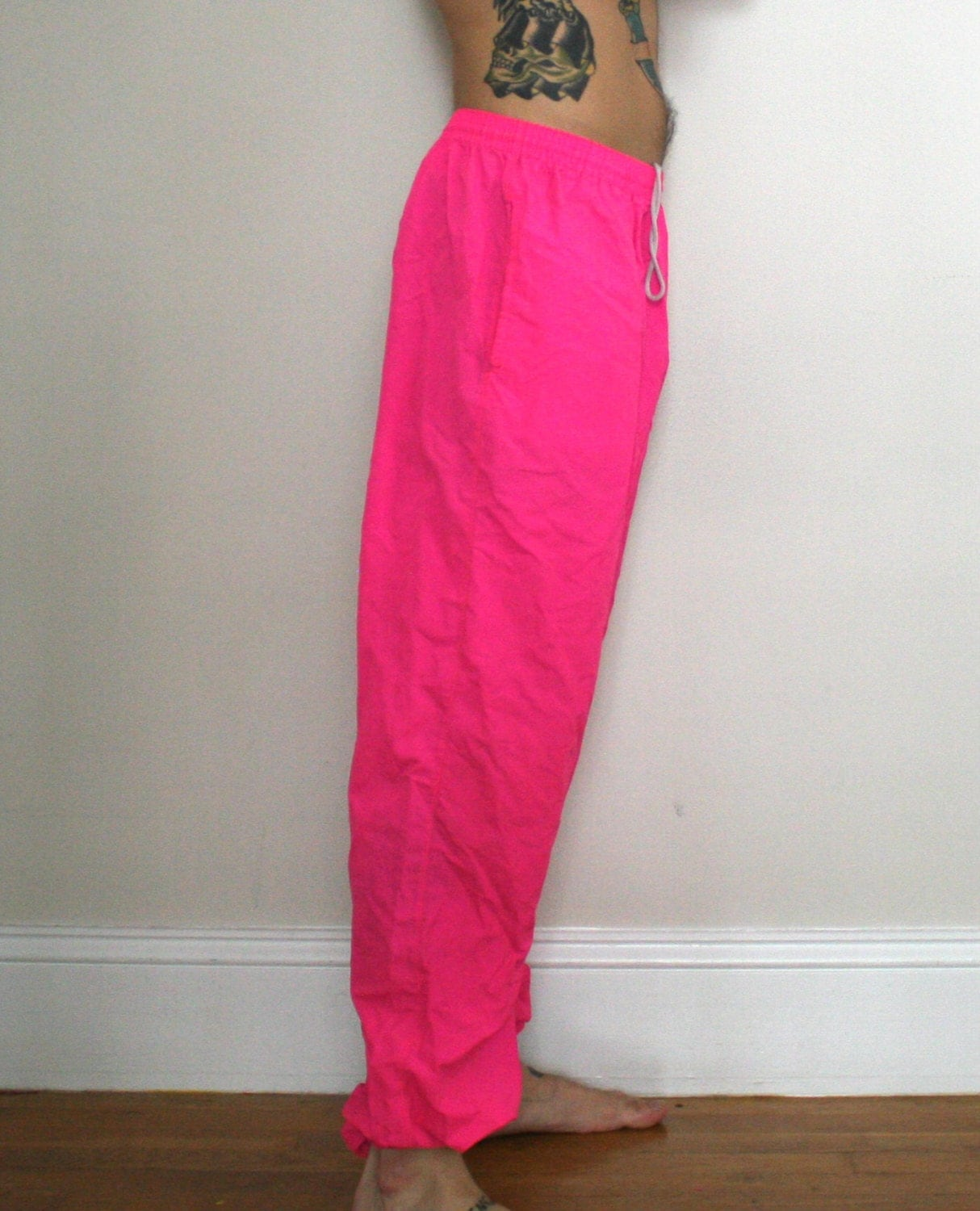 Neon Sweatpants ($ - $): 30 of 49 items - Shop Neon Sweatpants from ALL your favorite stores & find HUGE SAVINGS up to 80% off Neon Sweatpants, including GREAT DEALS like everest Bottoms   Black And Neon Yellow Sweatpants!   Color: Black/Yellow   Size: 12b ($). Boys Addidas Gray And Neon Yellow Sweat Pants.