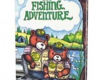 Personalized Children's Book - My Fishing Adventure