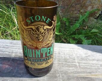 Recycled Stone Brewing RuinTen Triple IPA Bottle Glass