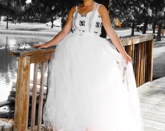 Wedding.....Ankara Wedding dress.... Bridesmaid......Reception dress.......After Party dress