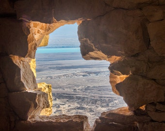 Masada, Israel Photography, Bible Lands, UNESCO World Heritage Site, Herodian Architecture