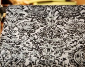 PREMIER PRINTS FABRIC, Shiloh Macon Cool Grey, Home Decor Fabric by the Yard, cotton fabric