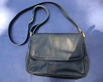 Italy-Valentina In Pell Leather Designer Purse-Messenger & Cross Body