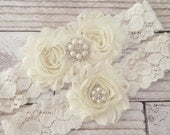Your Color ,Ivory Wedding Garter Set , Wedding Garter , Bridal Garter, Garters for Wedding , Garter ,Lace Garter