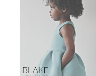 BLAKE PDF Sewing Pattern