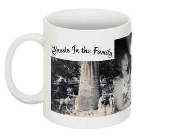 Ghosts in the Family Coffee Mug