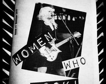 Women Who Rock! Zine