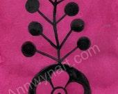 Poke Sigil Phytolacca americana - Art print