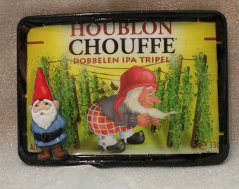 Houblon Chouffe Gnome Belt Buckle