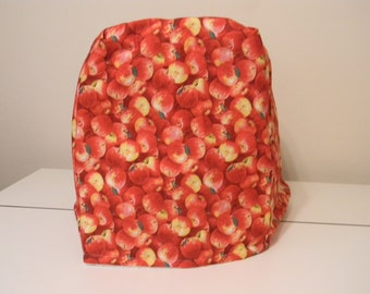 Appliance Cover Large Coffee Pot Apple
