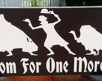 Disney, Room For One More, Hitchhiking Ghosts, Haunted Mansion, Halloween Decoration