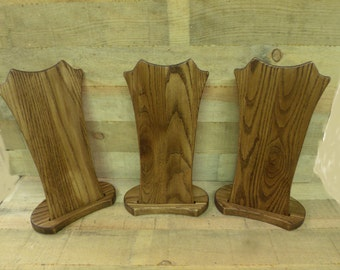 Set of 3 Necklace display stands