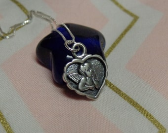 Loss of Grandfather Sympathy Gift Necklace