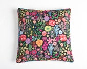 Wildflowers Square Cushion Cover