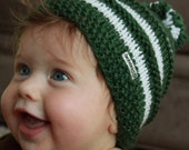 Michigan State University Baby Beanie for newborn to 10 year old