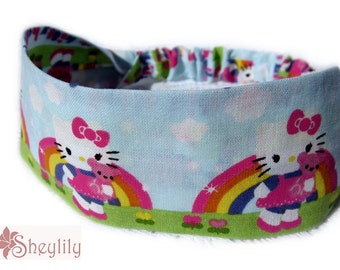Hello Kitty Headband by Sheylily