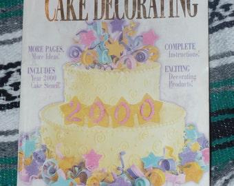 Wilton 2000 Millenium Yearbook with patterns