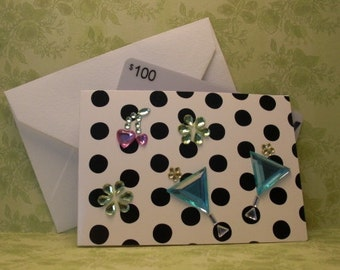 Birthday Gift Card -  (Mini card)