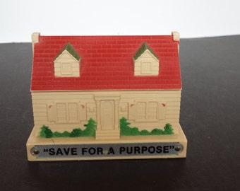Home Saving Plastic Bank