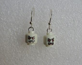 Halloween Vampire earrings Glow in the dark
