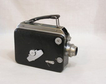 Vintage Magazine Cine - Kodak Eight Model 90 Movie Camera Eastman Kodak Company