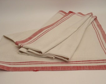 Vintage Antique Linen Table Cloth, Handwoven Linen Cover, Antique Throw, Table Runner, Antique Fabric