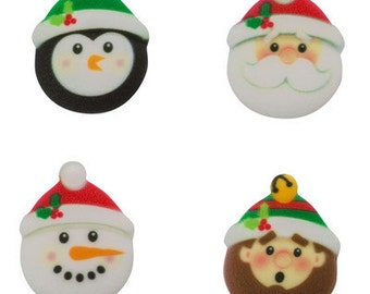 Christmas Character Sugar Soft