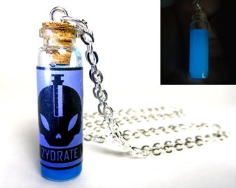 Zydrate - Glows in the dark!