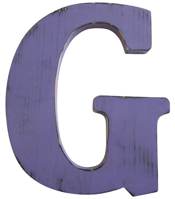 Items similar to letter g wall decor rustic wood sign wall for Letter g wall decor