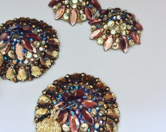 Topaz assels and pasties set