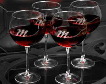 Personalized Connoisseur Red Wine Set (GC764)