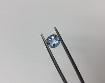 Loose 1.06ct Cushion Cut Aquamarine Gemstone