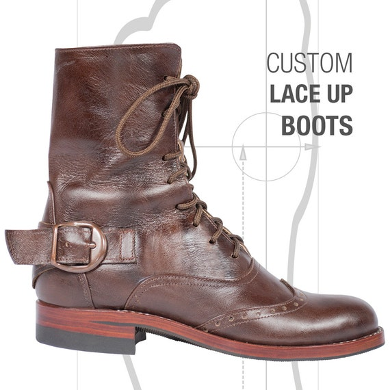 handmade custom leather s boots