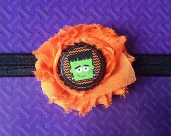 Halloween Frankenstein Headband