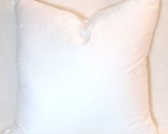 Synthetic Down Pillow Form Insert