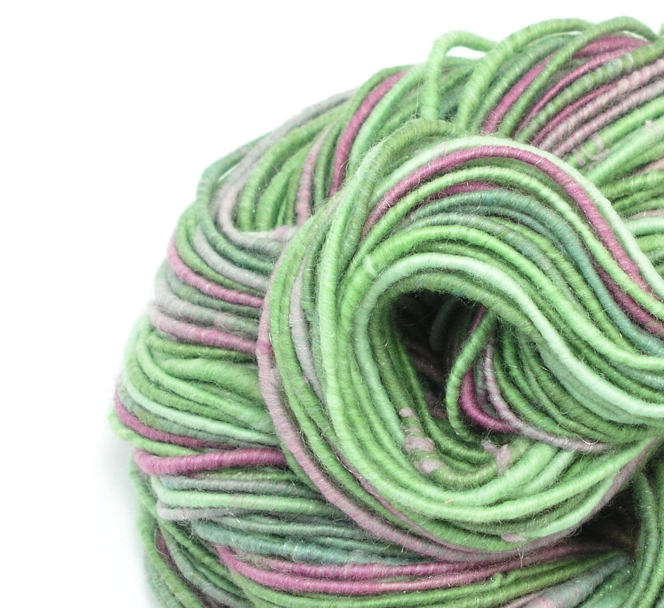 Super Bulky Yarn : Corespun Yarn Super Bulky Yarn Handspun Yarn by TheSavvyStitch