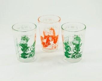 Animal Drinking Glasses, Shot Glasses, Mad Men, Animal Glasses, Animal Shot Glasses, Bar,