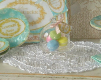 macaroon cake stand - photo #14