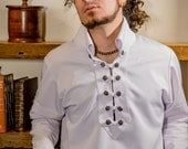 Gregoire medieval shirt clothing for men LARP costume and cosplay
