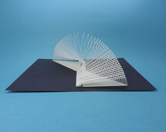 Form A Origamic Architecture Pop Up Card