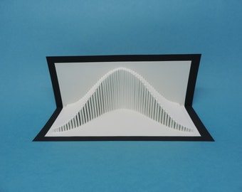 Eiger Origamic Architecture Pop Up Card