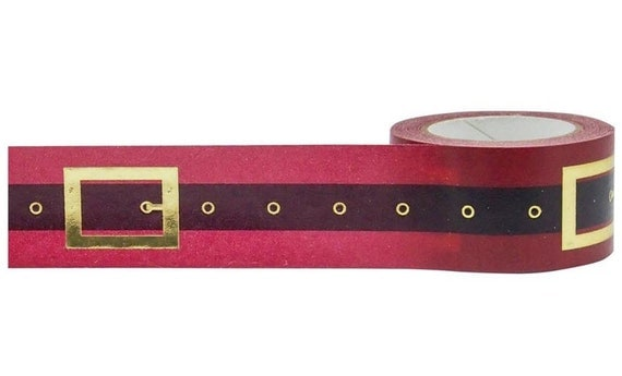 Envases de Navidad Washi Tape cinta de Washi por MailboxHappiness