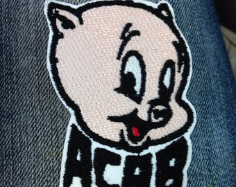 ACAB Piggy Patch