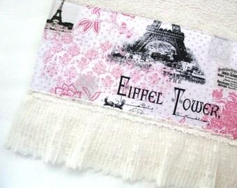 Paris Towel, Paris Bathroom, Hand Towels, Vintage Paris. Bathroom, Towels,