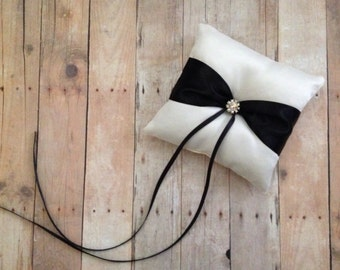 Ring bearer dog pillow (Custom Colors Available)