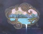 Garden of Eden Fantasy Ar...