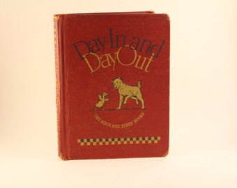 "Children's Book ""Day In and Day Out"""