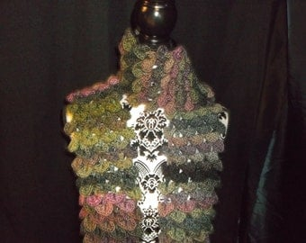 Dragon's Scale Scarf